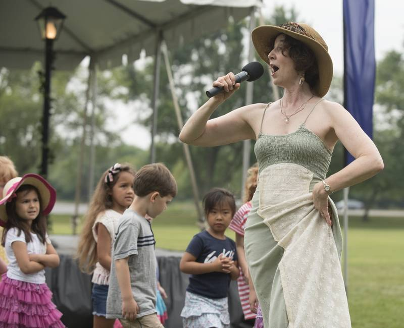 Cantigny French Connection Day 2015
