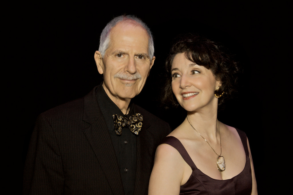 Bob Moreen and Claudia Hommel